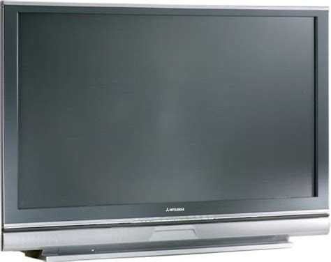 Mitsubishi Television by Mitsubishi Wd 62527 62 Inch Lcd Projection Hdtv Projection