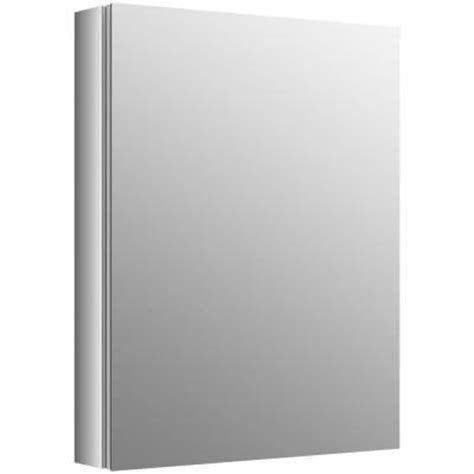 Verdera Recessed Medicine Cabinet by Kohler Verdera 20 In X 26 In Recessed Or Surface Mount