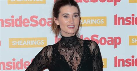 Charley Webb reveals Emmerdale pals are