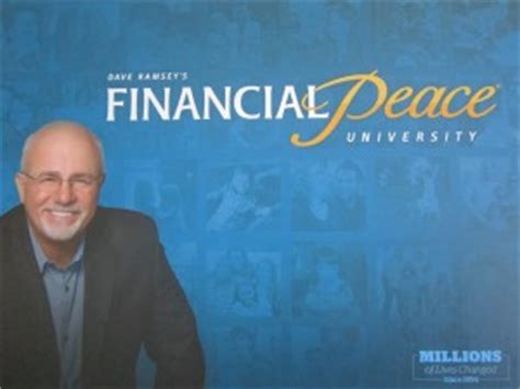 Financial Peace University  Prince Of Peace