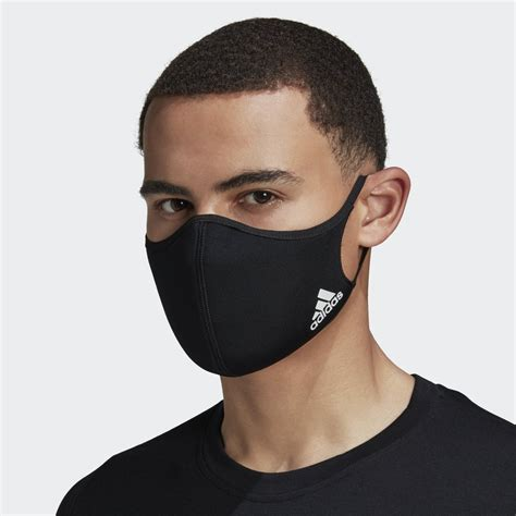 adidas Face Cover Large 3-Pack