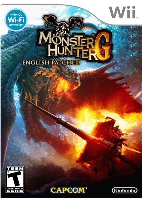 Monster Hunter G [wbfs] Skidrowfull