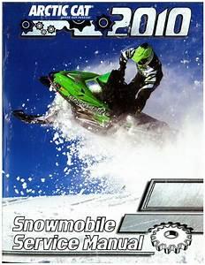 2010 Arctic Cat Snowmobile Service Manual