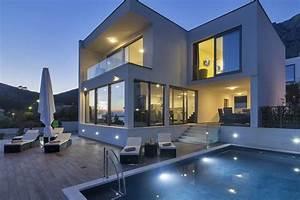 Moderne Häuser Mit Pool : firstminute 2019 villa mit pool ferienhaus in makarska mieten ~ Markanthonyermac.com Haus und Dekorationen