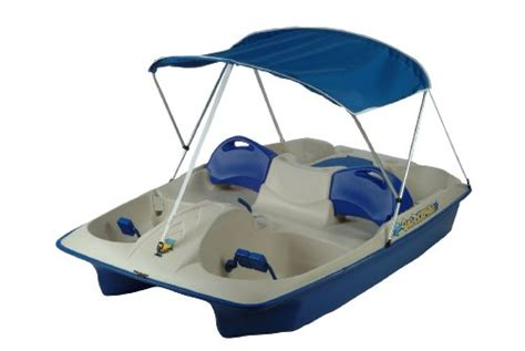 Paddle Boat Covers Canvas by Seahawk 5 Seat Pedal Boat With Canopy Seahawk 5 Seat