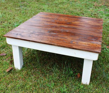 100+ years old wood thickness: Buy Hand Crafted The Modern Farmhouse Reclaimed Wood Coffee Table, made to order from Yonder ...