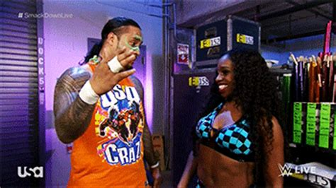 WWE Naomi