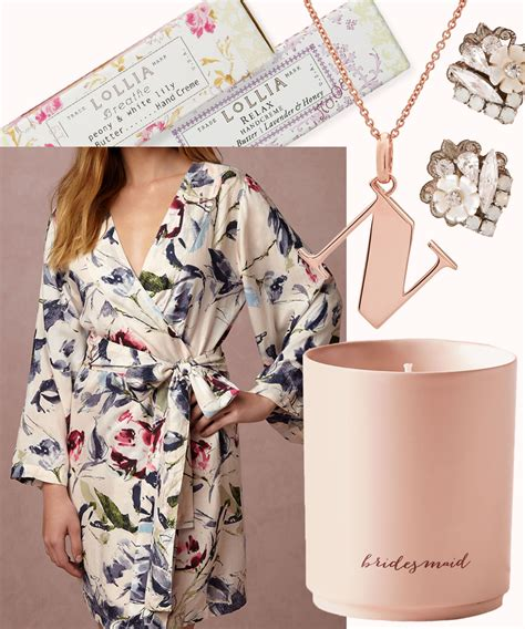 Best Gifts for Bridesmaids Buy Online Presents for