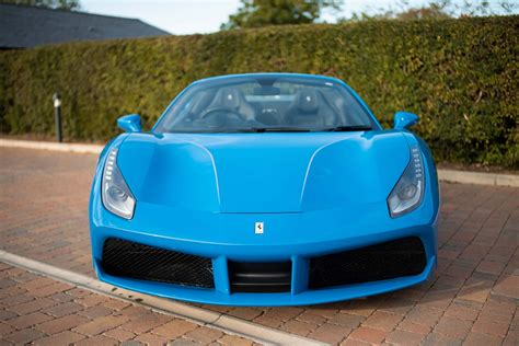 With the largest range of second hand ferrari 488 cars across the uk, find the right car for you. 2018 Ferrari 488 Spider 70th Anniversary for Sale at Bell Sport & Classic