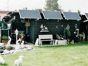 Solaranlage Für Gartenhaus : solaranlage kundenfotos fassade solar ~ Whattoseeinmadrid.com Haus und Dekorationen