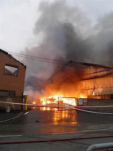 Major Warehouse Blaze In Widnes