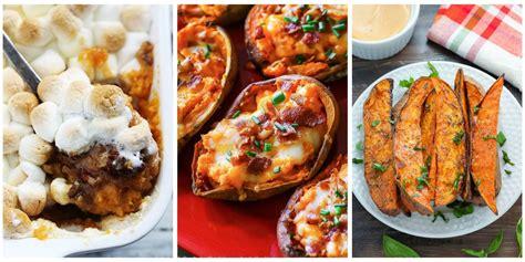 sweet potatoes easy recipe 35 easy sweet potato recipes baked mashed and roasted sweet potatoes