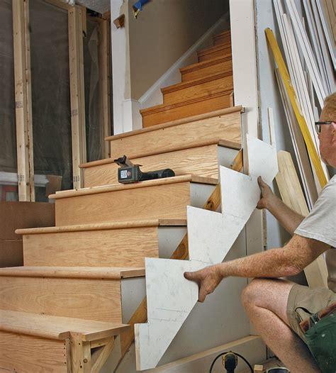 remodeling  stair fine homebuilding