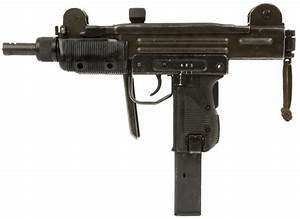 Rare deactivated Mini Uzi Submachine Gun - Modern ...