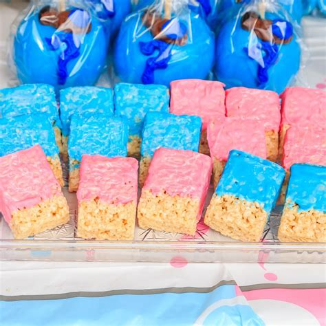 You can find printable invitations online, and some are even free. The Cutest Gender Reveal Party Food Ideas | Taste of Home