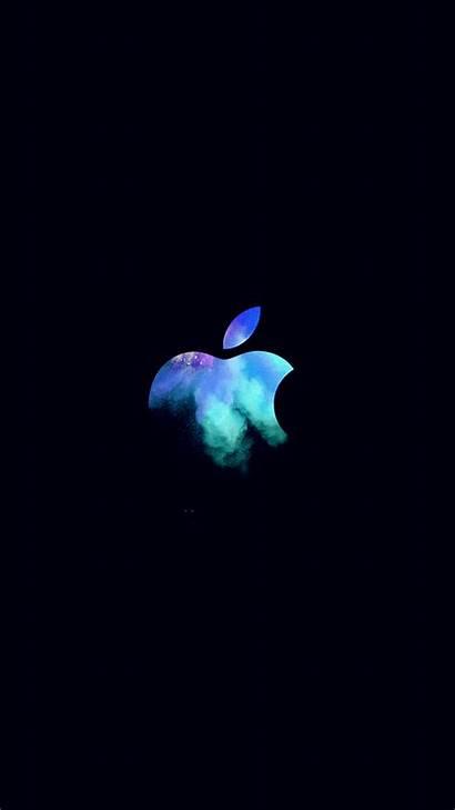 Iphone Apple Dark Mac Wallpapers Event Illustration