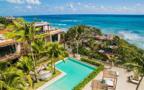 Maria Del Mar Hotel Review Tulum Mexico Travel