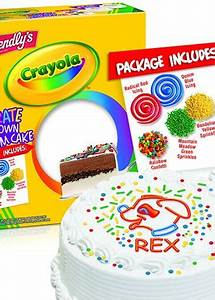 Decorate your own ice cream cake brought to you by ...