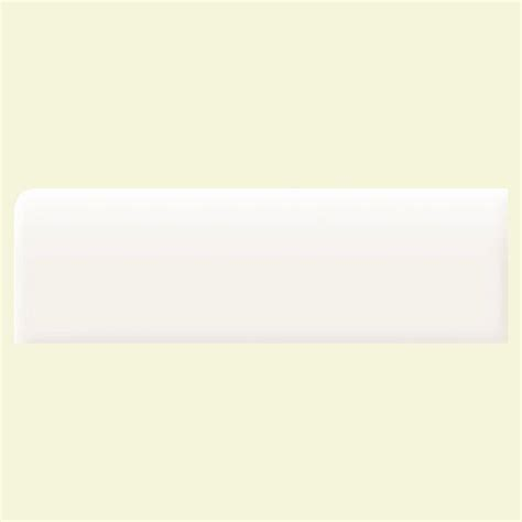 Daltile Matte Arctic White Subway Tile by Daltile Semi Gloss Arctic White 2 In X 6 In Ceramic