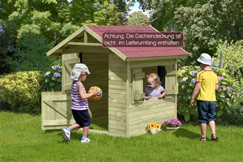 Gartenhaus Fuer Kinder by Spielhaus Emily Aus Holz Holzhaus Gartenhaus Kinder