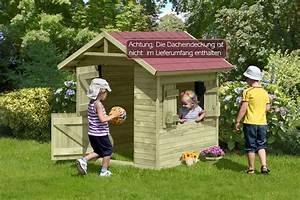 Holzhaus Kinder Garten : garten spielhaus ~ Whattoseeinmadrid.com Haus und Dekorationen