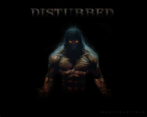 The Guy Disturbed Wallpaper