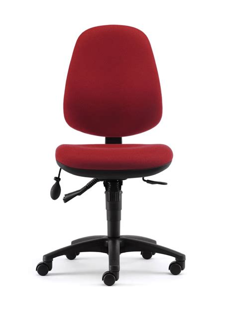 two swivel office chair with arms