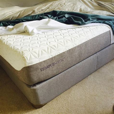 used tempurpedic mattress size tempur pedic mattress and bed base foundation