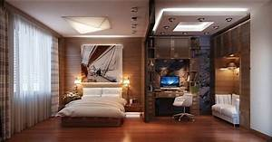 Travel, Inspired, Bedroom, Designs, Are, Sophisticated, And, Elegant