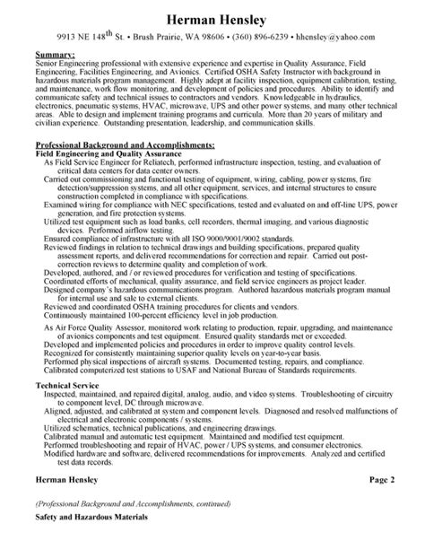 Production Supervisor Resume by Production Supervisor Foreman Free Resumes Free Resumes