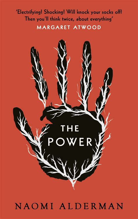 The Power By Naomi Alderman  A Little Blog Of Books