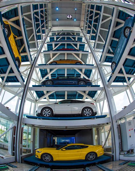 Carvana's 7story Frisco Tower Open For Deliveries