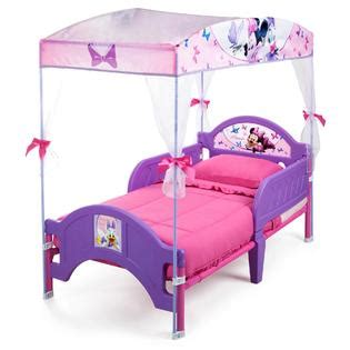 Kmart Toddler Beds by Delta Children Minnie Mouse Canopy Bed Kmart