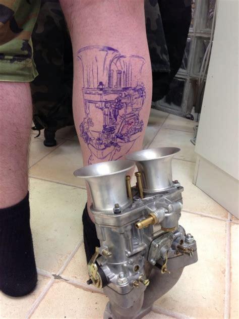 herrfalkenhorst doppel weber tattoos von tattoo