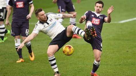 Fulham 1-1 Derby County - BBC Sport