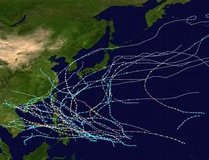 1952 Pacific Typhoon Season