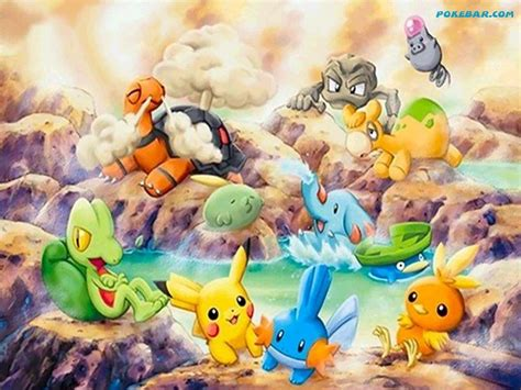 Free Pokemon Wallpapers