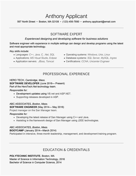 Cover Letter For Resume Exle by Servicenow Developer Key Skills The Best Developer Images