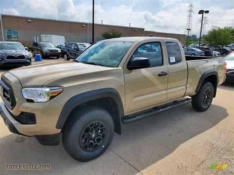 toyota tacoma sr access cab   quicksand  sale  truck  sale