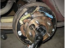 1968 MustangHow do you replace rear wheel bearing Ford