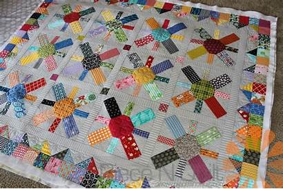 Scrappy Quilt Quilting Machine Quilts Natalia Bonner