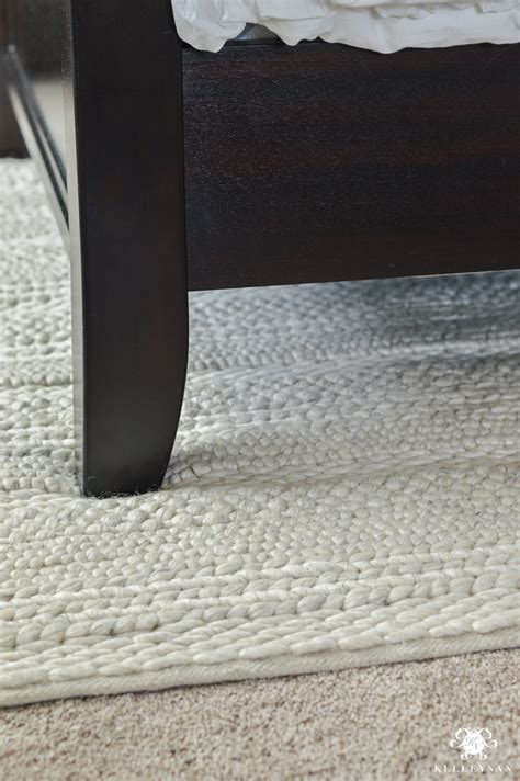 Why Rugs Should Be Layered On Carpet  Kelley Nan
