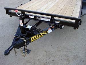 5 Ton Car  U0026 Equipment Tilt Bed Trailer