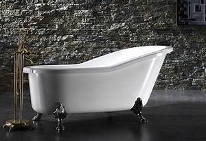 Petite Baignoire Retro : baignoire retro with baignoire retro cheap baignoire ~ Edinachiropracticcenter.com Idées de Décoration