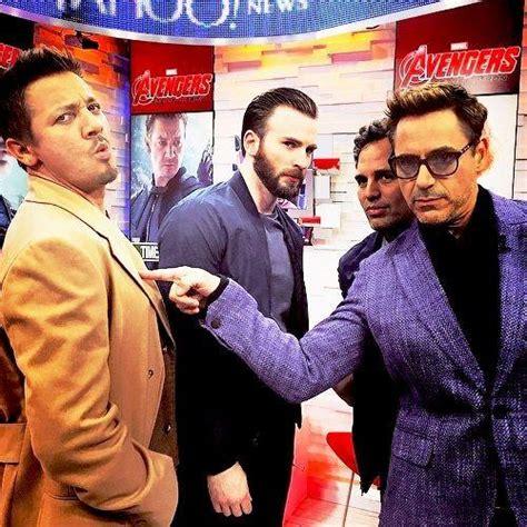 Avengers: Endgame: Robert Downey Jr TROLLS Chris Evans on ...