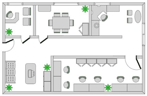commercial drawings office layouts building design