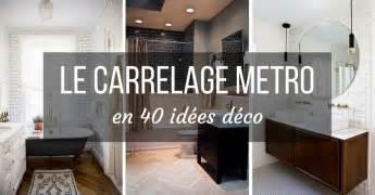 Carrelage 20x20 Blanc Mat by Emejing Carrelage Metro Couleur Ideas Yourmentor Info