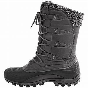 Kamik Fortress Winter Snow Boots (For Women) - Save 85%