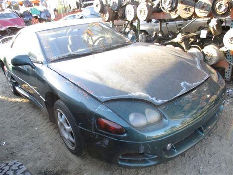 1995 Mitsubishi 3000gt Parts by 1995 Mitsubishi 3000gt Sl Green 3 0l At 153728 Mitsubishi