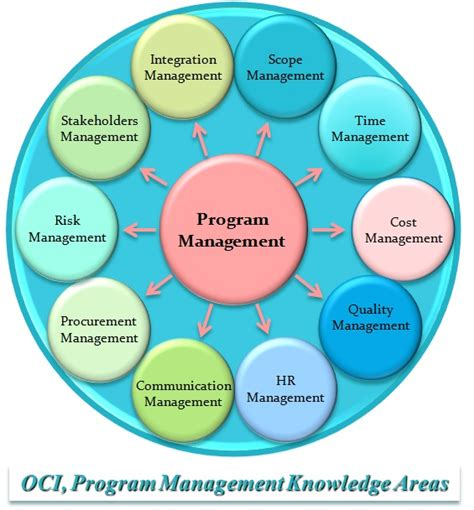 program management program project management oci inc